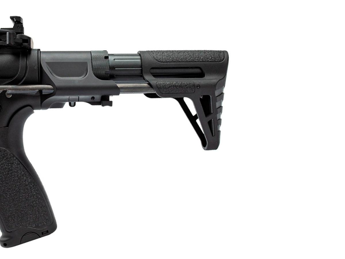 Airsoft Rifle M4 Rossi Ar15 Neptune PDW Aeg Rajada 6mm K2