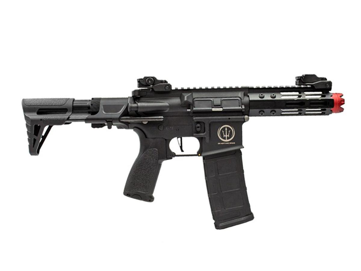 Airsoft Rifle M4 Rossi Ar15 Neptune PDW Aeg Rajada 6mm K4