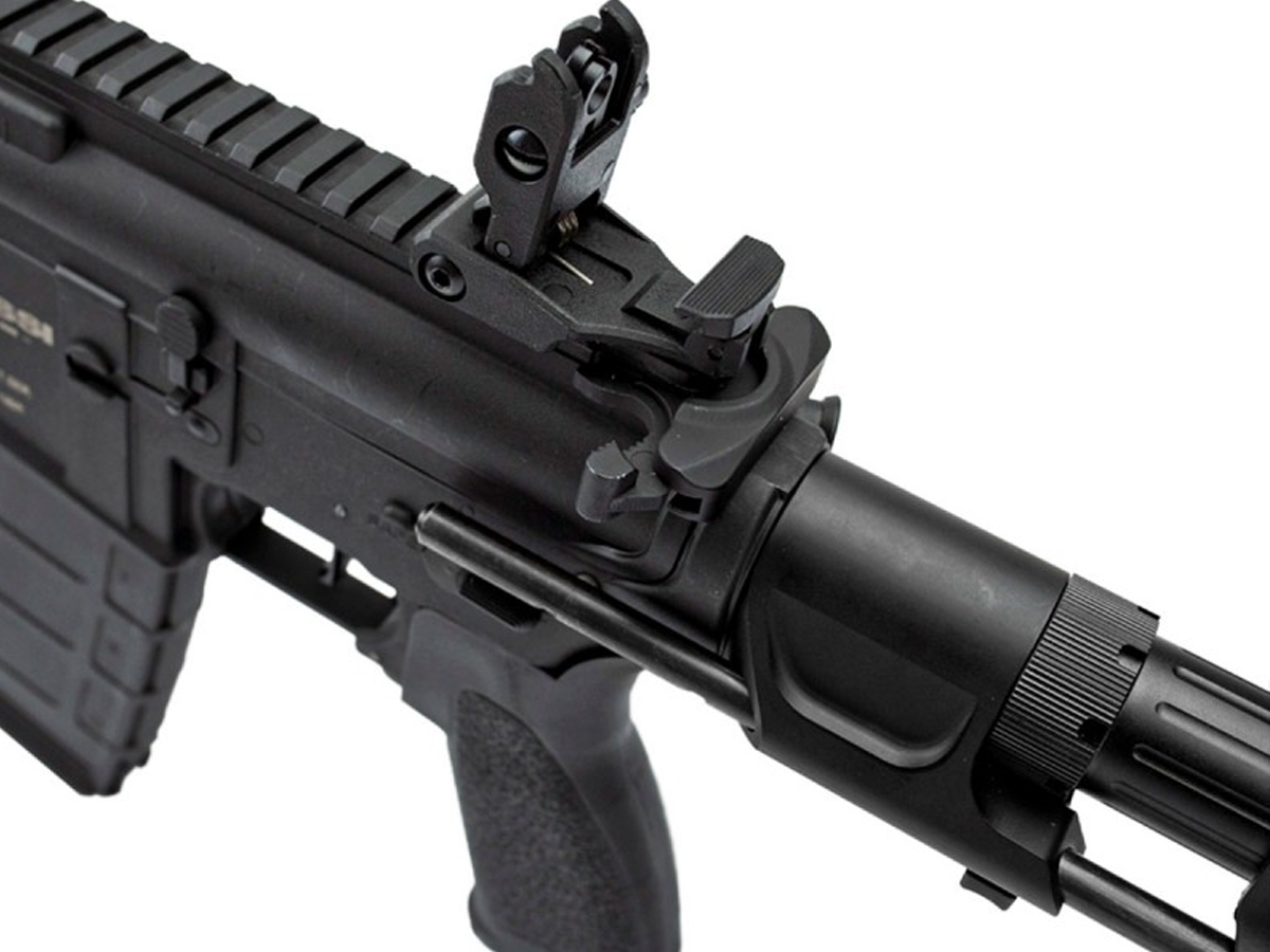 Rifle de Airsoft AEG M4 AR15 Neptune PDW + 3000 Bbs 0,20g loja Blowback