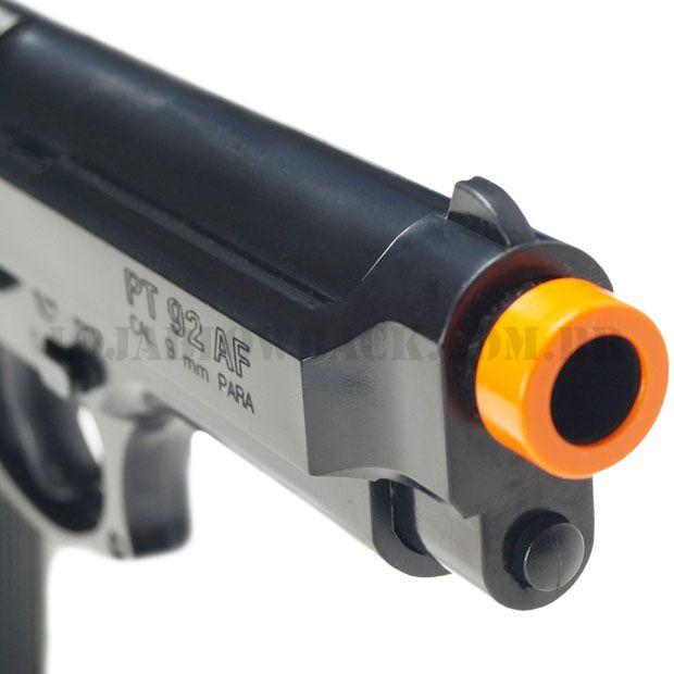 Pistola airsoft taurus PT92 AF ABS