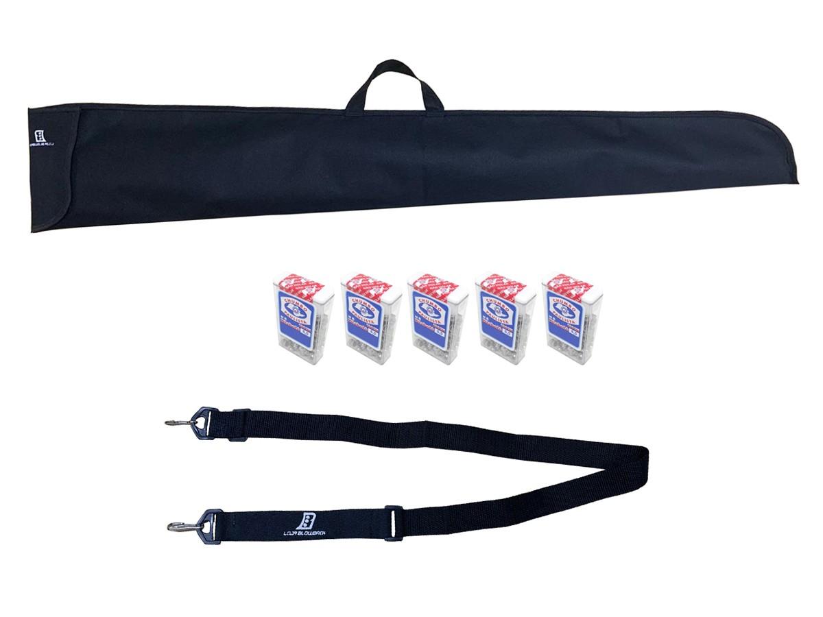 Capa Case Carabina Espingarda Pressão Protetora Blowback K4