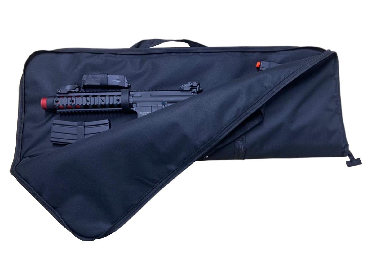 Capa P/ Rifle Airsoft Resistente C/ Alça 90x32cm Loja Blowback