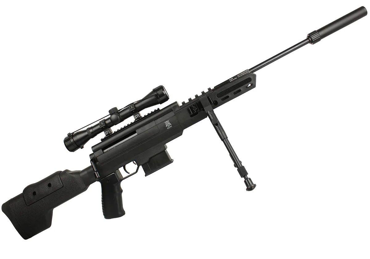 Carabina Black Ops Gr 5,5mm com Luneta 4x32 Poly