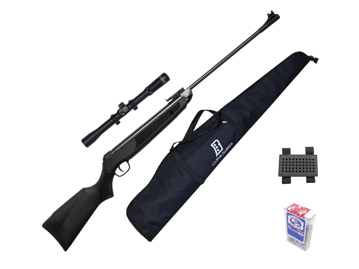 Carabina De Pressão Chumbinho Rossi Sport Airgun 5.5mm K7