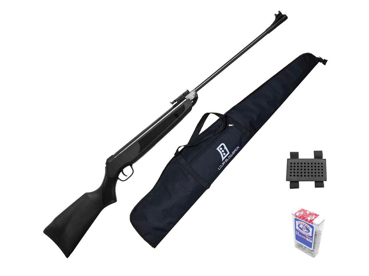 Carabina De Pressão Chumbinho Rossi Sport Airgun 5.5mm K8