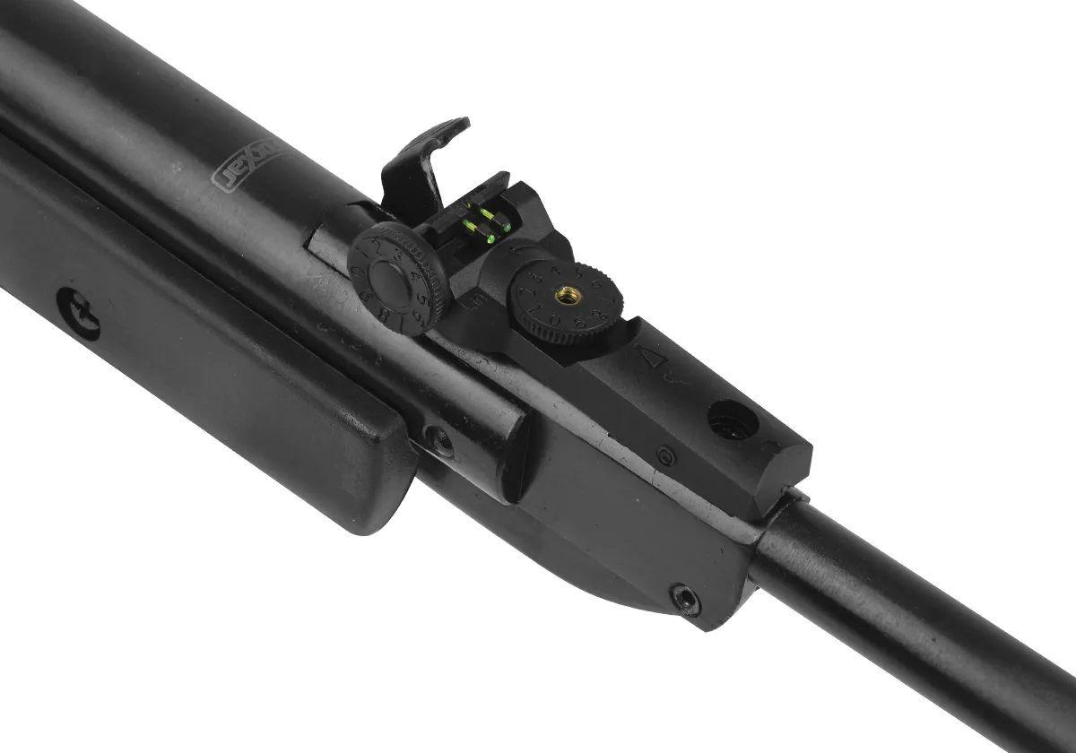 Carabina De Pressão Fixxar Ranger Black 5.5mm + 5 Pack de chumbinho