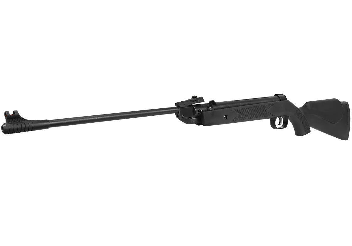 Carabina De Pressão Fixxar Ranger Black 5.5mm + 4 Pack de chumbinho + Luneta