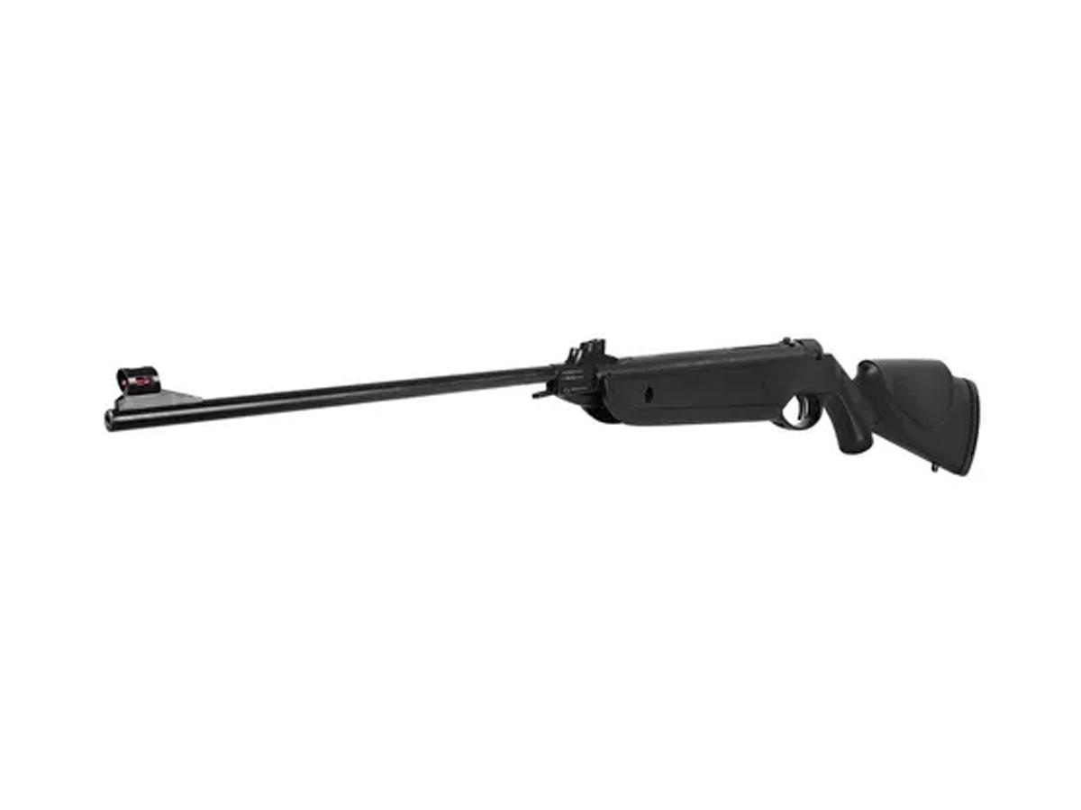 Carabina Espingarda De Pressão Rossi Nova Dione 5,5mm Kit 16