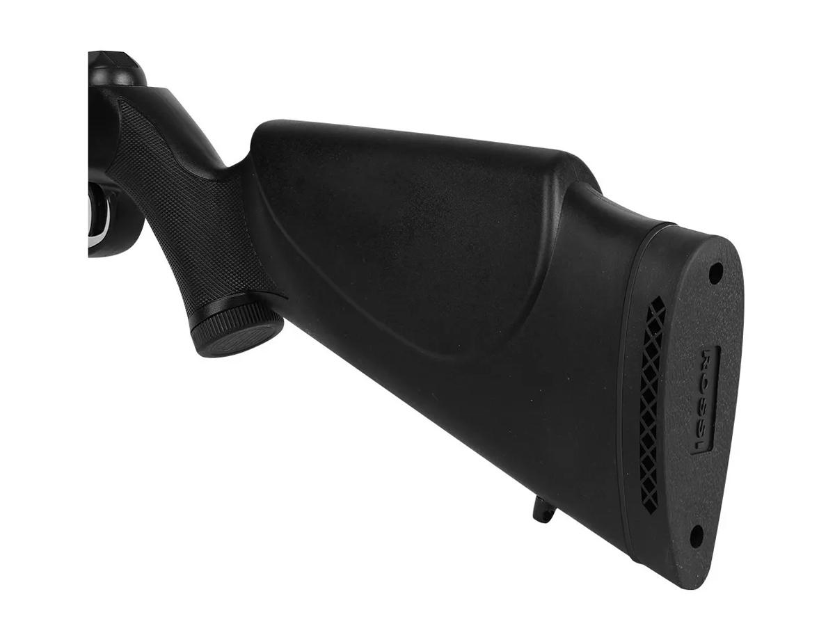 Carabina Espingarda De Pressão Rossi Nova Dione 5,5mm Kit 25