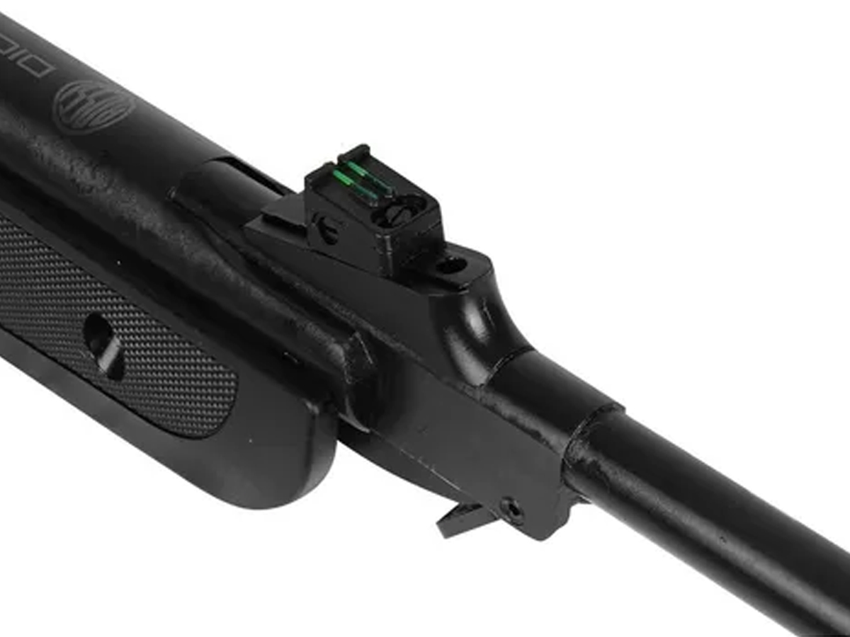 Carabina Espingarda De Pressão Rossi Nova Dione 5,5mm Kit 7