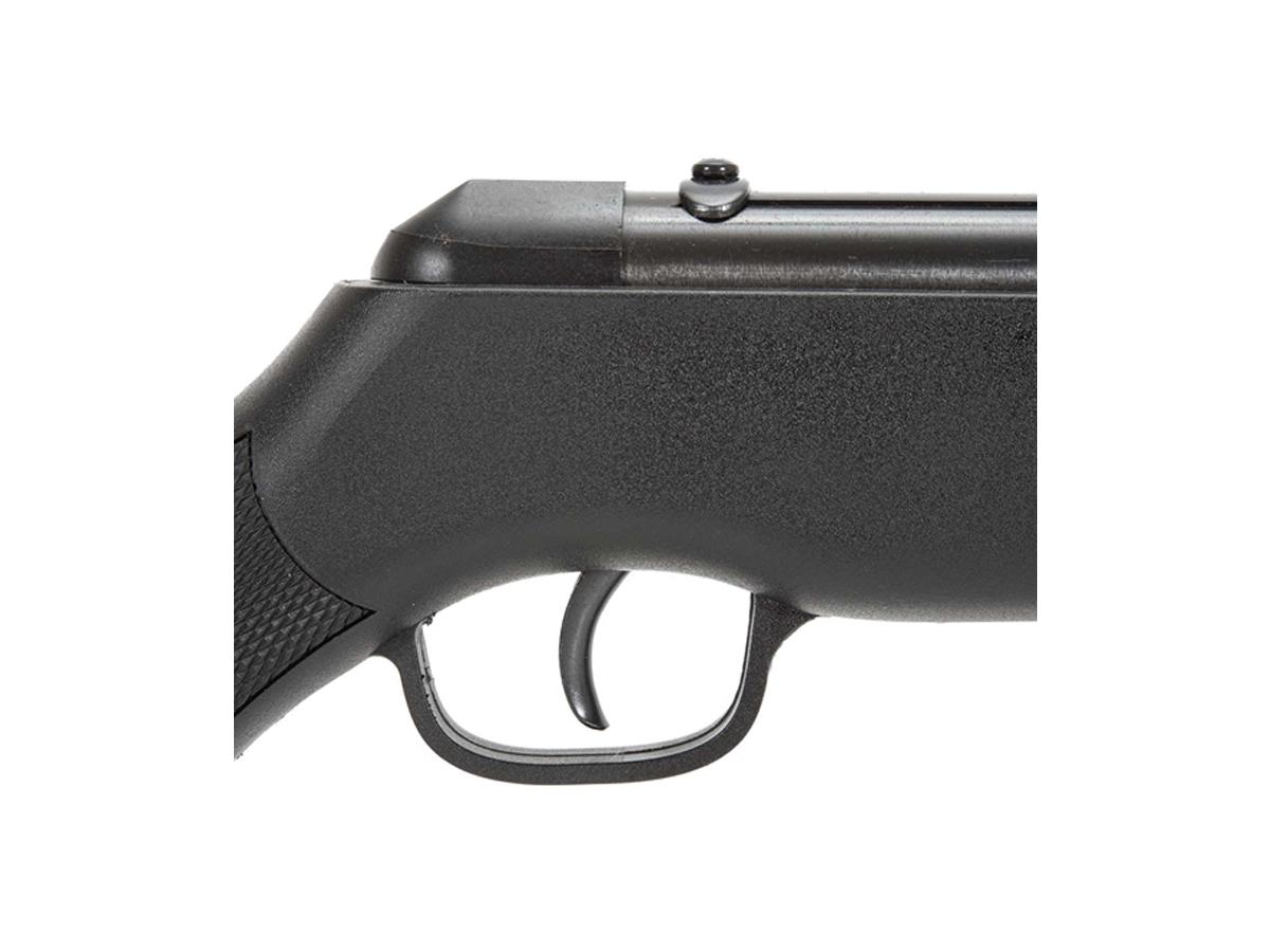 Carabina de Pressão Rossi Sport UP 5.5mm + 3 pack de Chumbinho Domed 5,5mm loja Blowback + Porta chumbinho 5,5mm loja Blowback