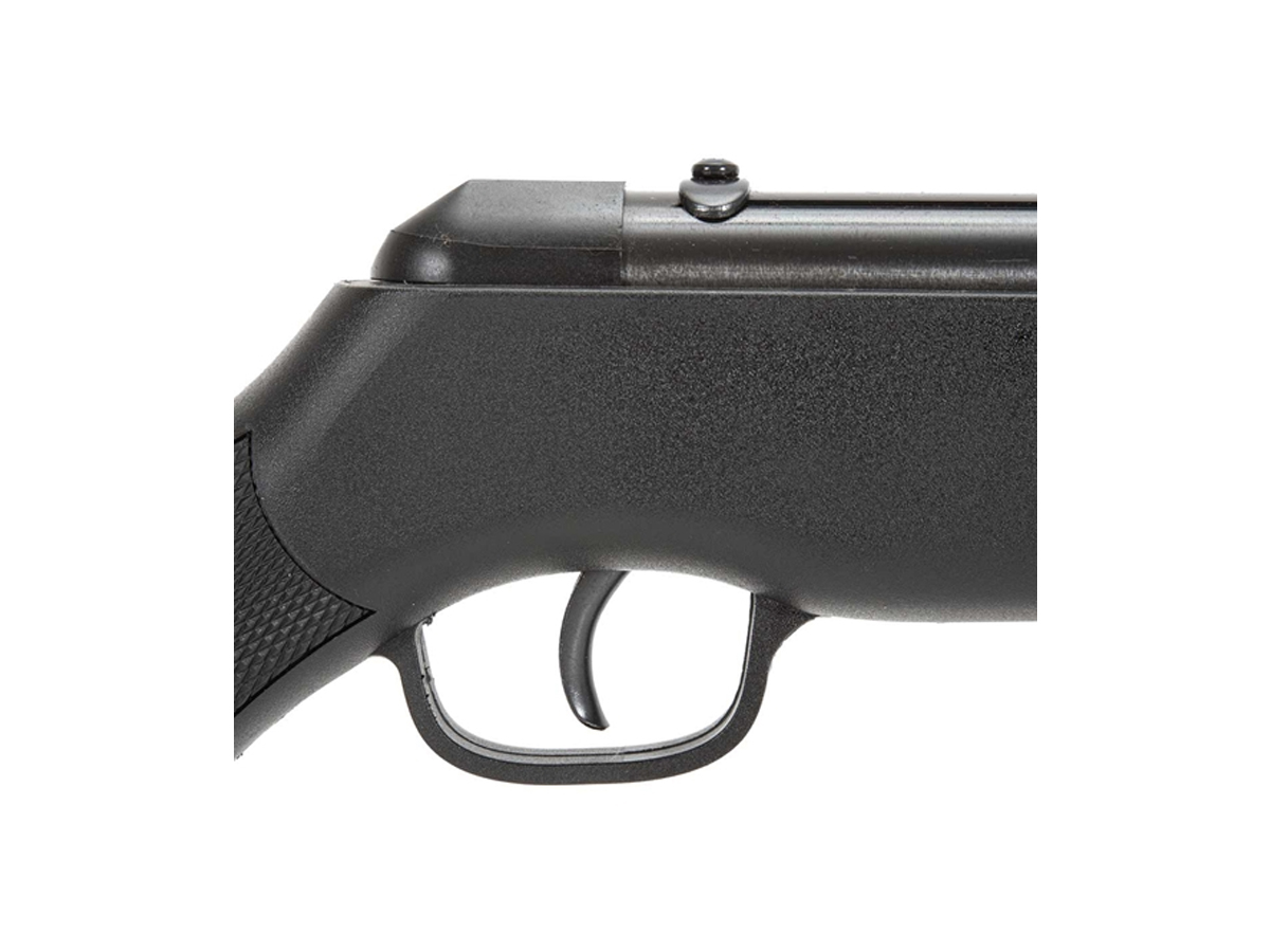 Carabina de Pressão Rossi Sport UP 5.5mm + Chumbinho Hatsan 5,5mm 100Un + Porta chumbinho 5,5mm loja Blowback + Capa de luxo loja Blowback