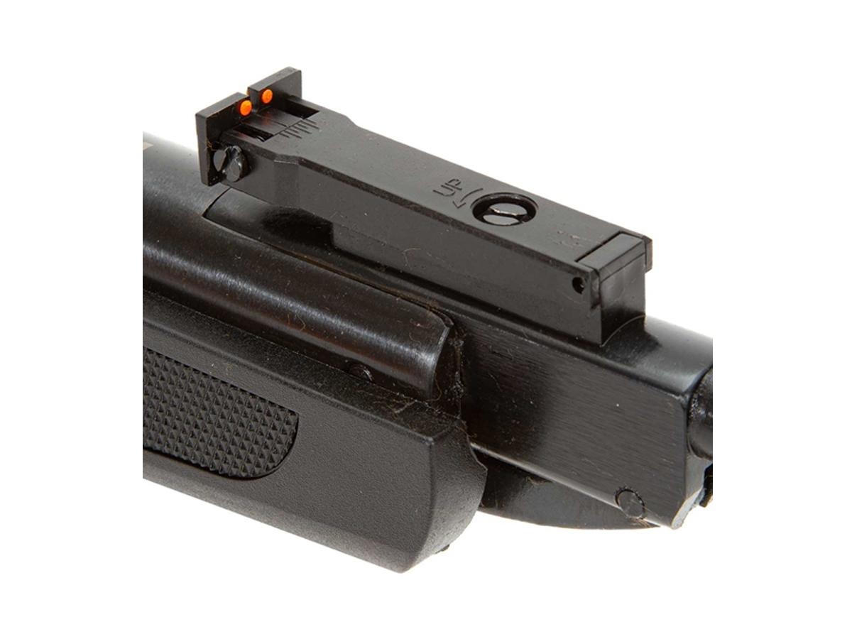 Carabina de Pressão Rossi Sport UP 5.5mm + Chumbinho Hatsan 5,5mm 100Un + Capa loja Blowback + Luneta Rossi 4x32 Sport