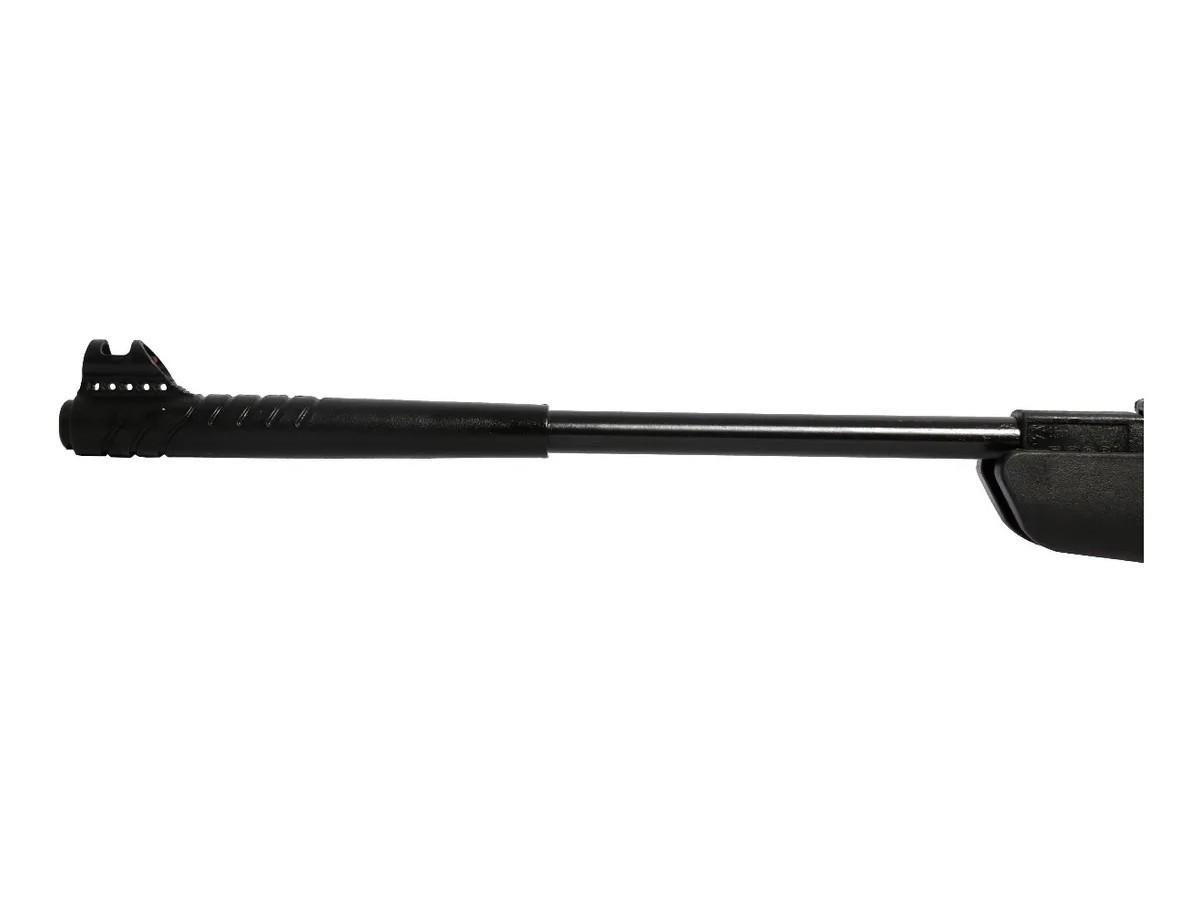 Carabina Hatsan Airtact Pd Gás Ram Nitro 5,5mm + 5 Pack de chumbinhos + Luneta Rossi