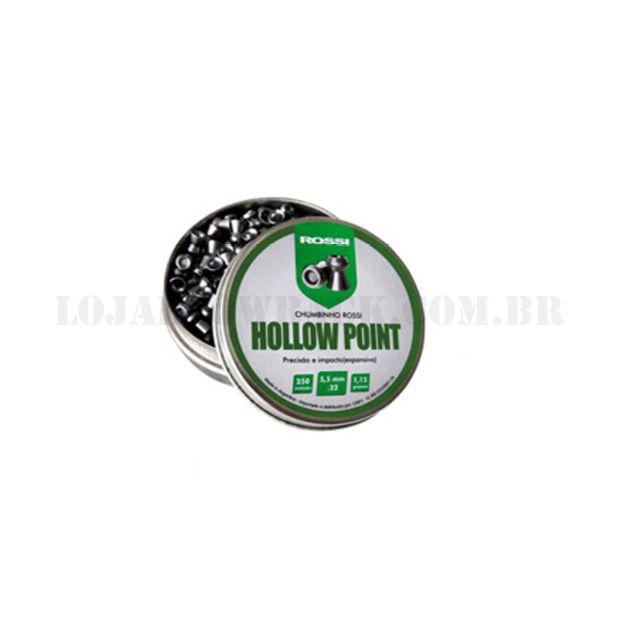 Chumbinho Hallow Point - Cal 5,5 250 un