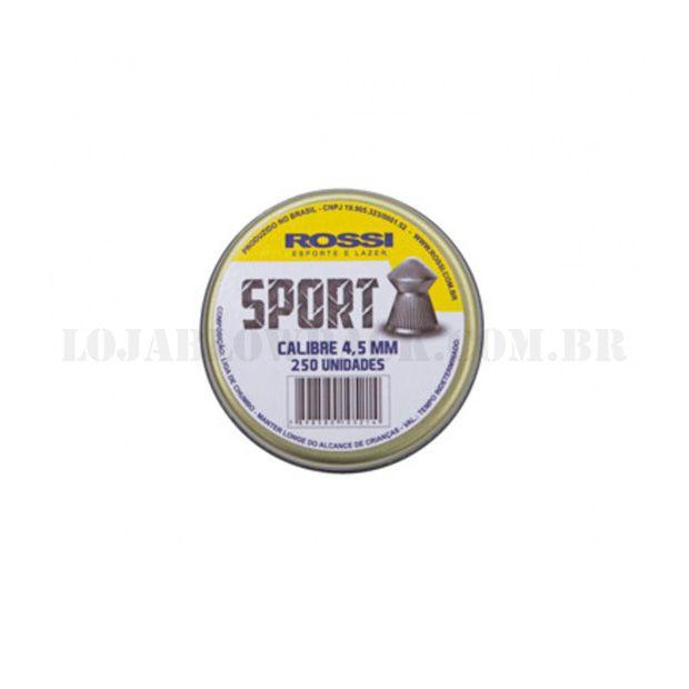 Chumbinho Sport - Cal 4,5mm 250 un