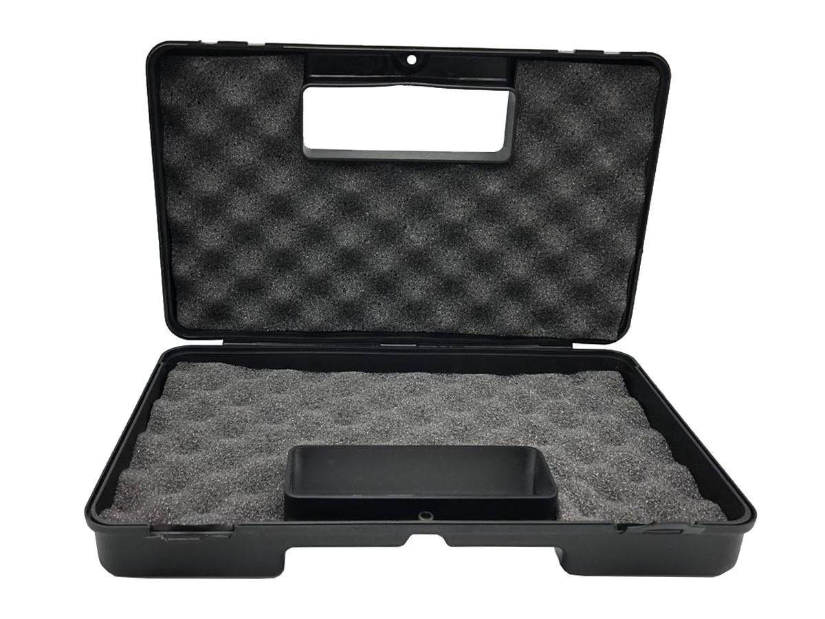 Cilindro Ampola Co2 12g + maleta case + 1500 esferas de aço