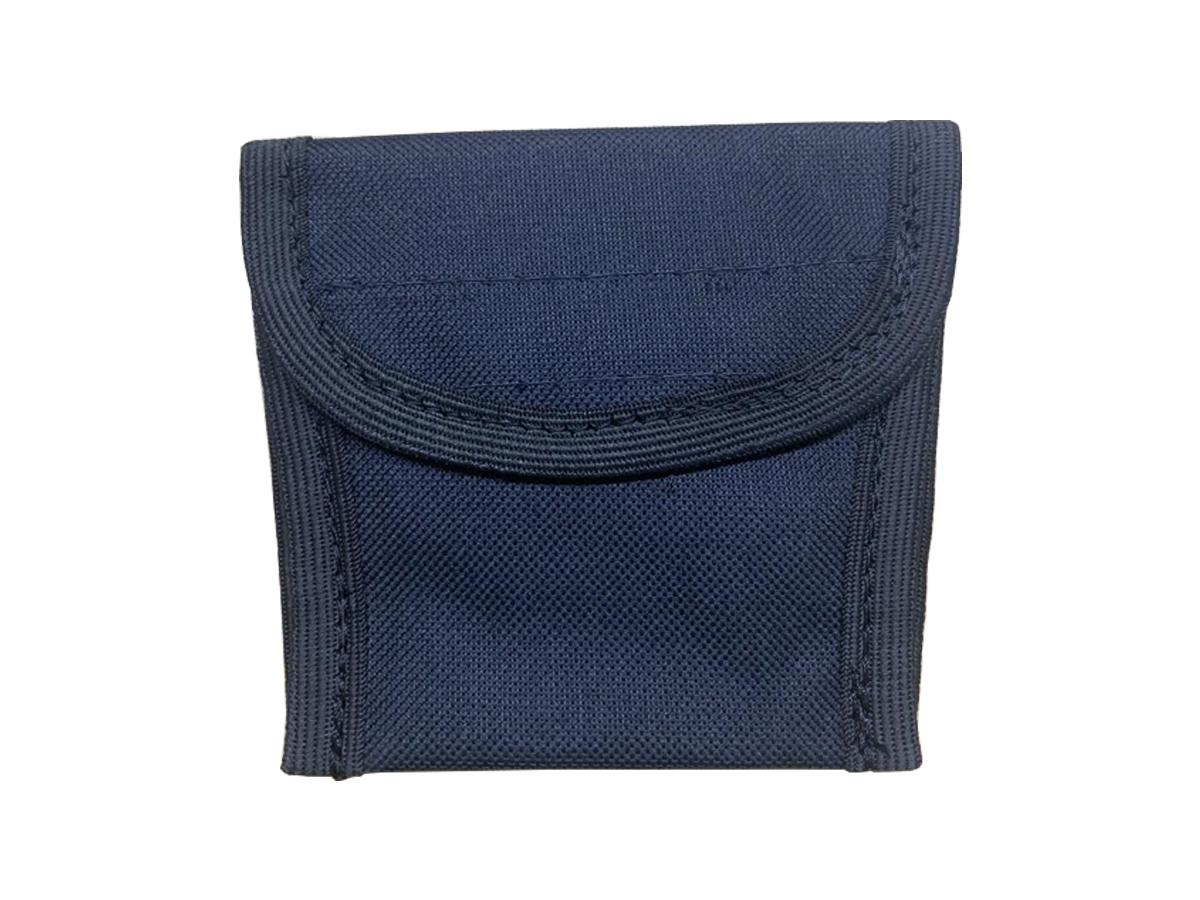 Kit Porta Algema Nylon C/ Velcro - Policial Tático Policia 2