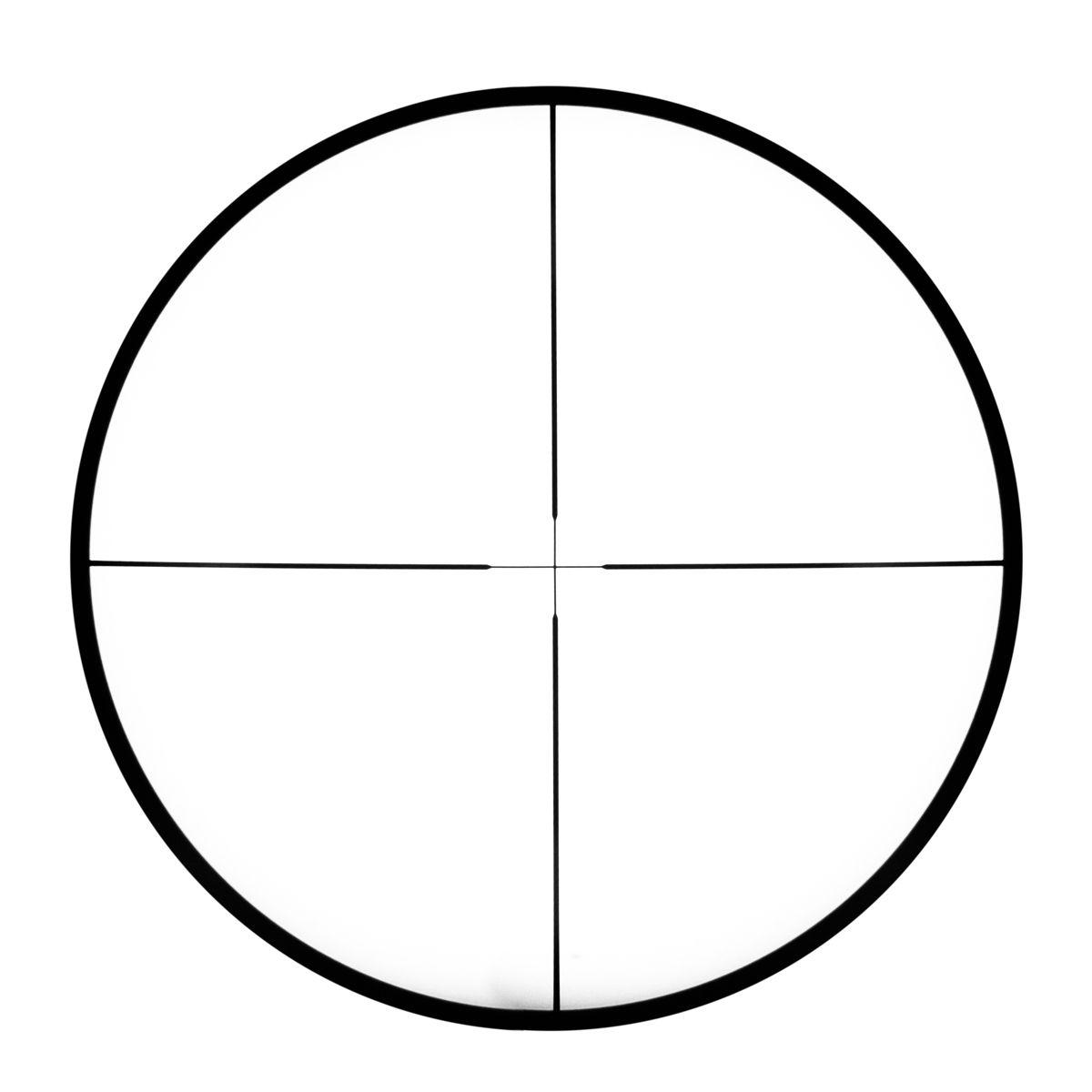 Luneta Para Carabinas Rossi 4x20 (Mounts3/8P)
