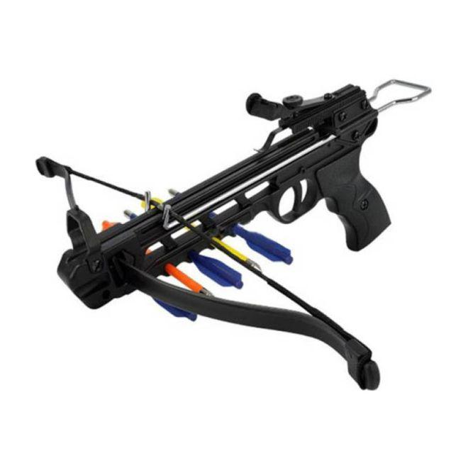 Besta Pistol Crossbow Recurva Man Kung MK-50A2/5PL 50 Libras