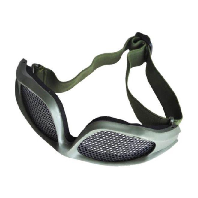 Óculos de Proteção para Airsoft em Tela de Metal - DBoys