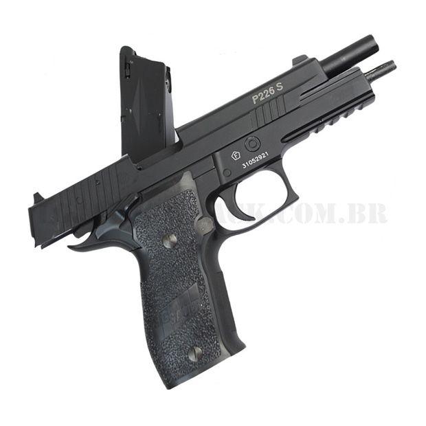 PIST PRESSAO SIG SAUER P226 X-FIVE CO2 4,5MM