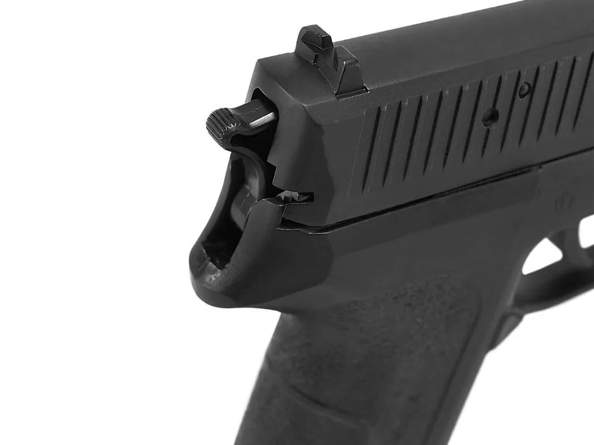 Pistola Airgun Co2 Sig Sauer Sp2022 Slide Metal 4,5mm Kit 11