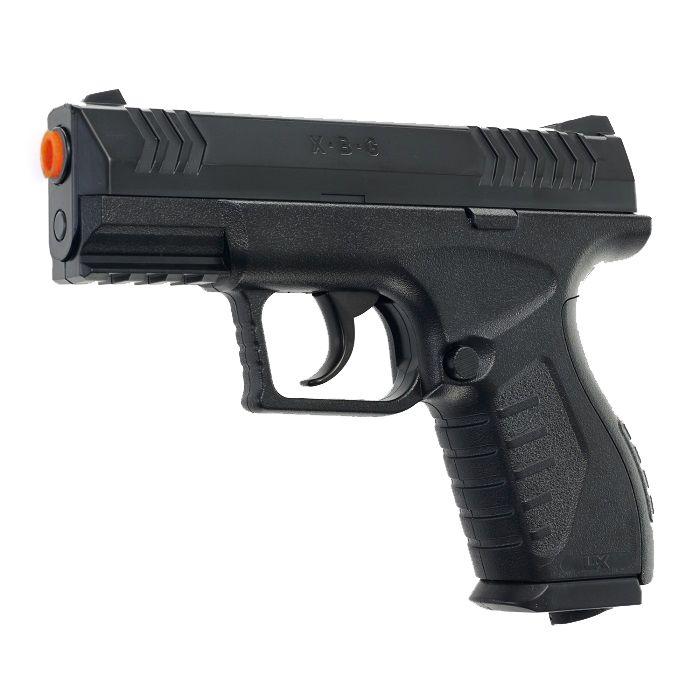 Pistola Airgun Umarex Xbg 4,5mm Co2 Semi-automático He3