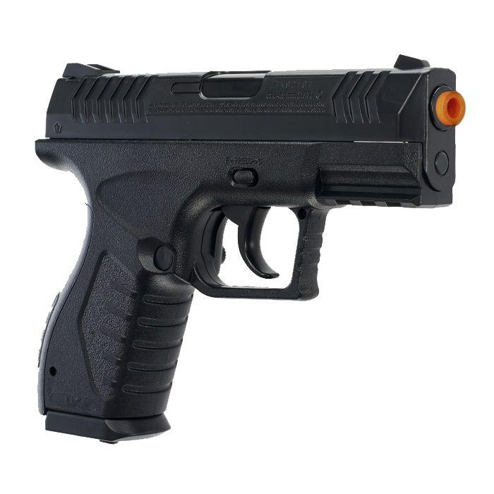 Pistola Airgun Umarex Xbg 4,5mm Co2 Semi-automático He5