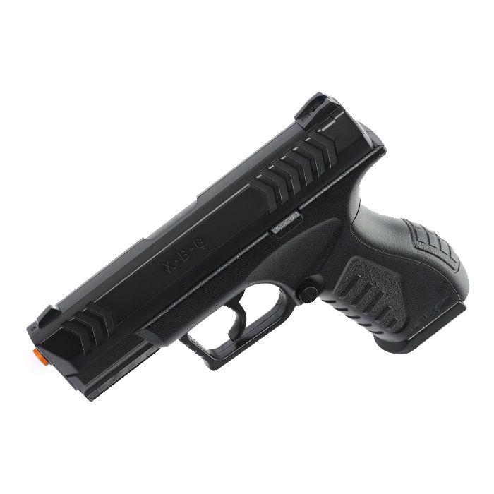 Pistola Airgun Umarex Xbg 4,5mm Co2 Semi-automático He6