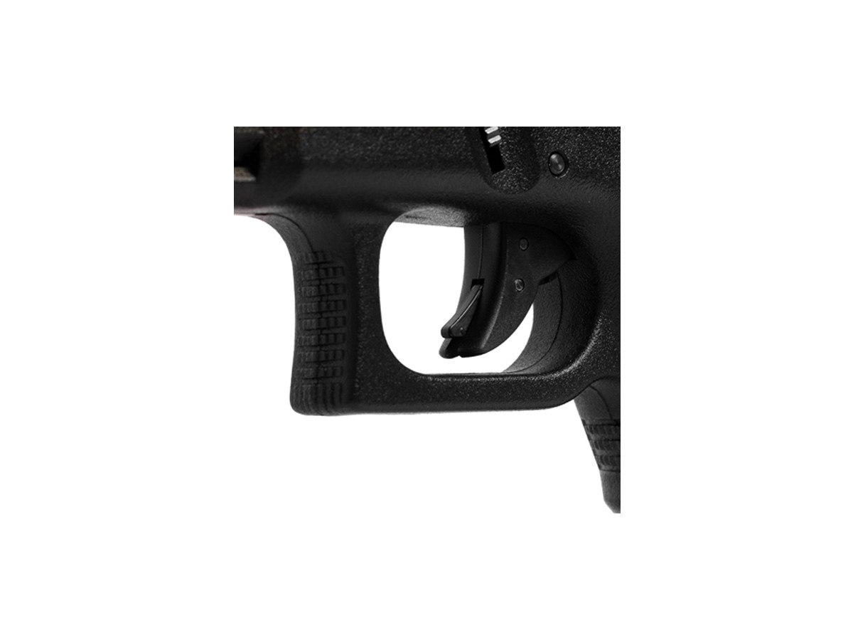 Pistola Airsoft Glock G18 GBB BlowBack HFC 6mm + 2000 Bbs