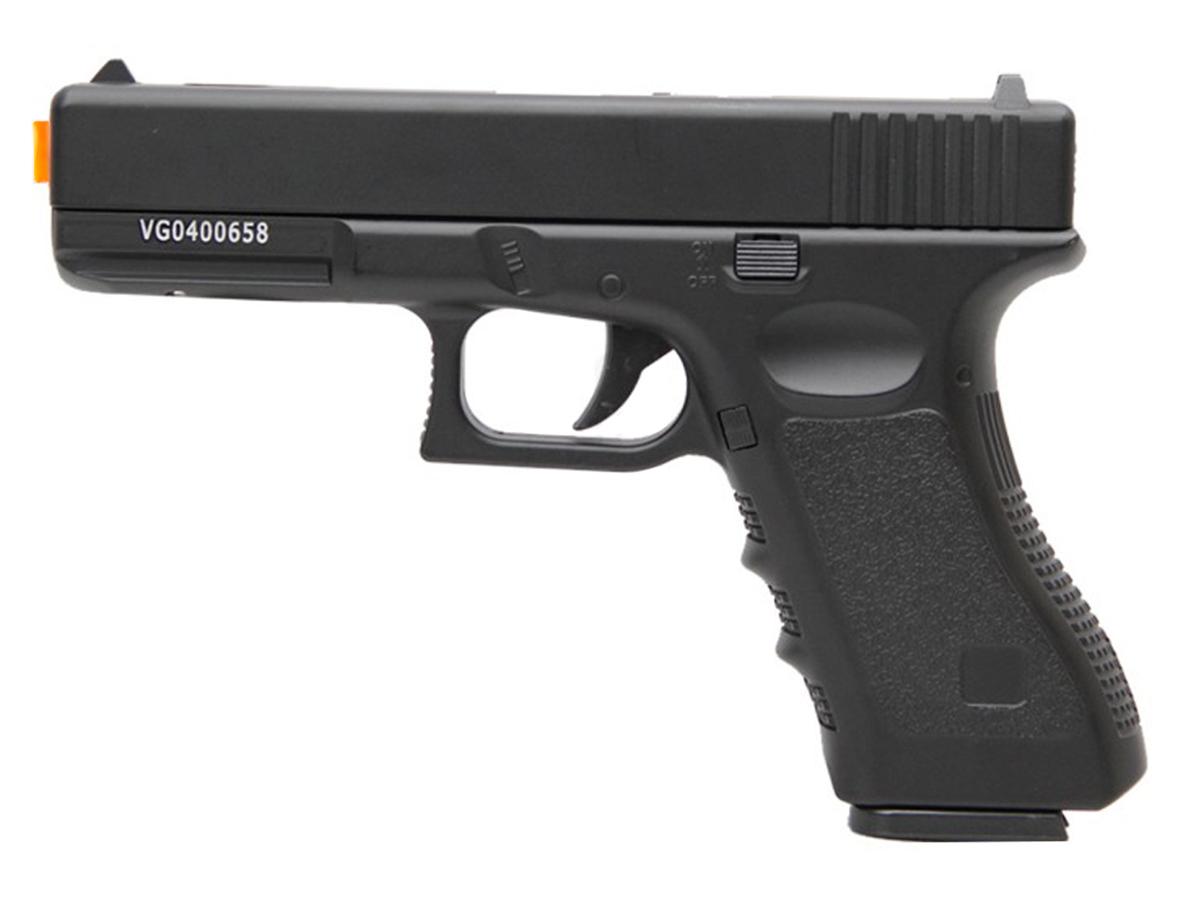 Pistola Airsoft Glock V20 Full Metal Spring 6mm