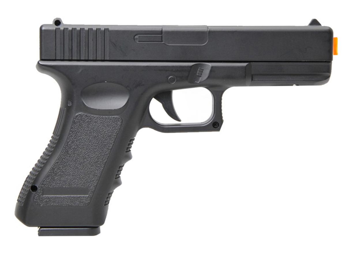 Pistola Airsoft Glock V20 Full Metal Spring 6mm + 4000 Bbs 0,12g loja Blowback