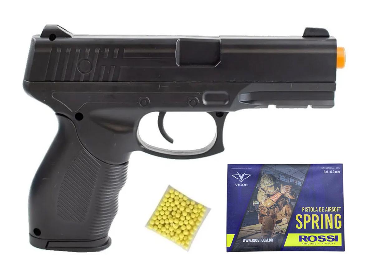 Pistola Airsoft Spring 24/7 V310