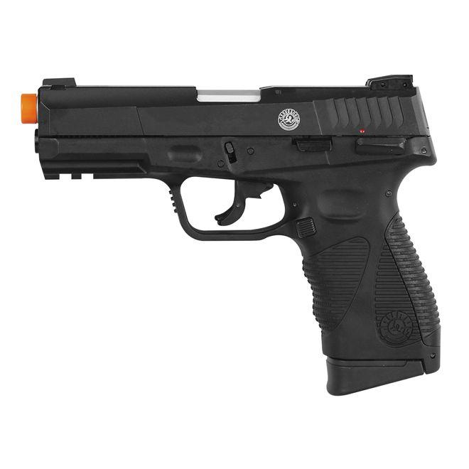 Pistola de Airsoft GBB 24/7 G2 Preta – Cybergun