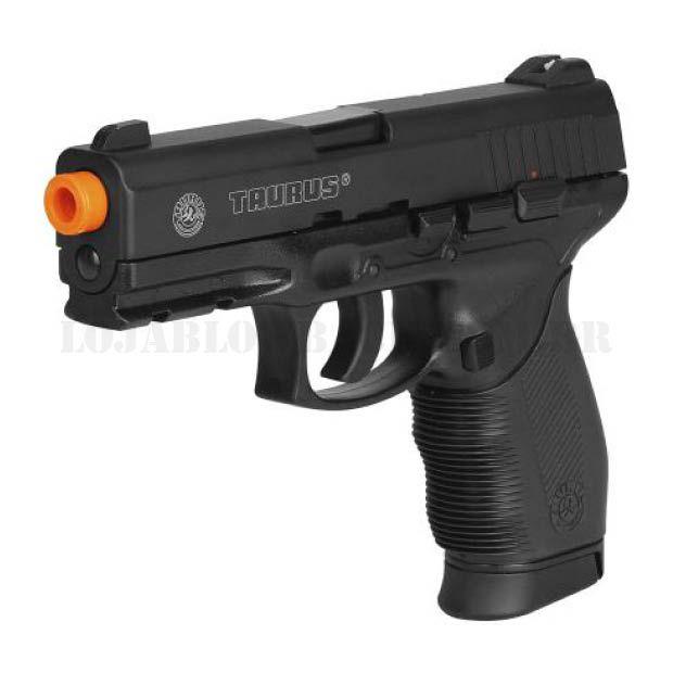 Pistola Airsoft PT 24/7 CO2 - Taurus - CYBER GUN