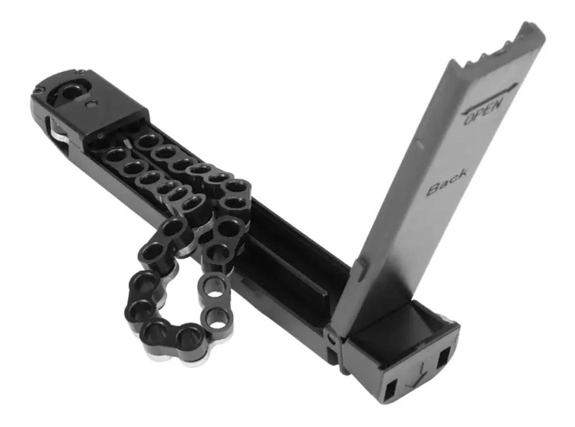 Pistola de Chumbinho Sig Sauer P320 Co2 com Blowback  4.5mm K4 + Maleta