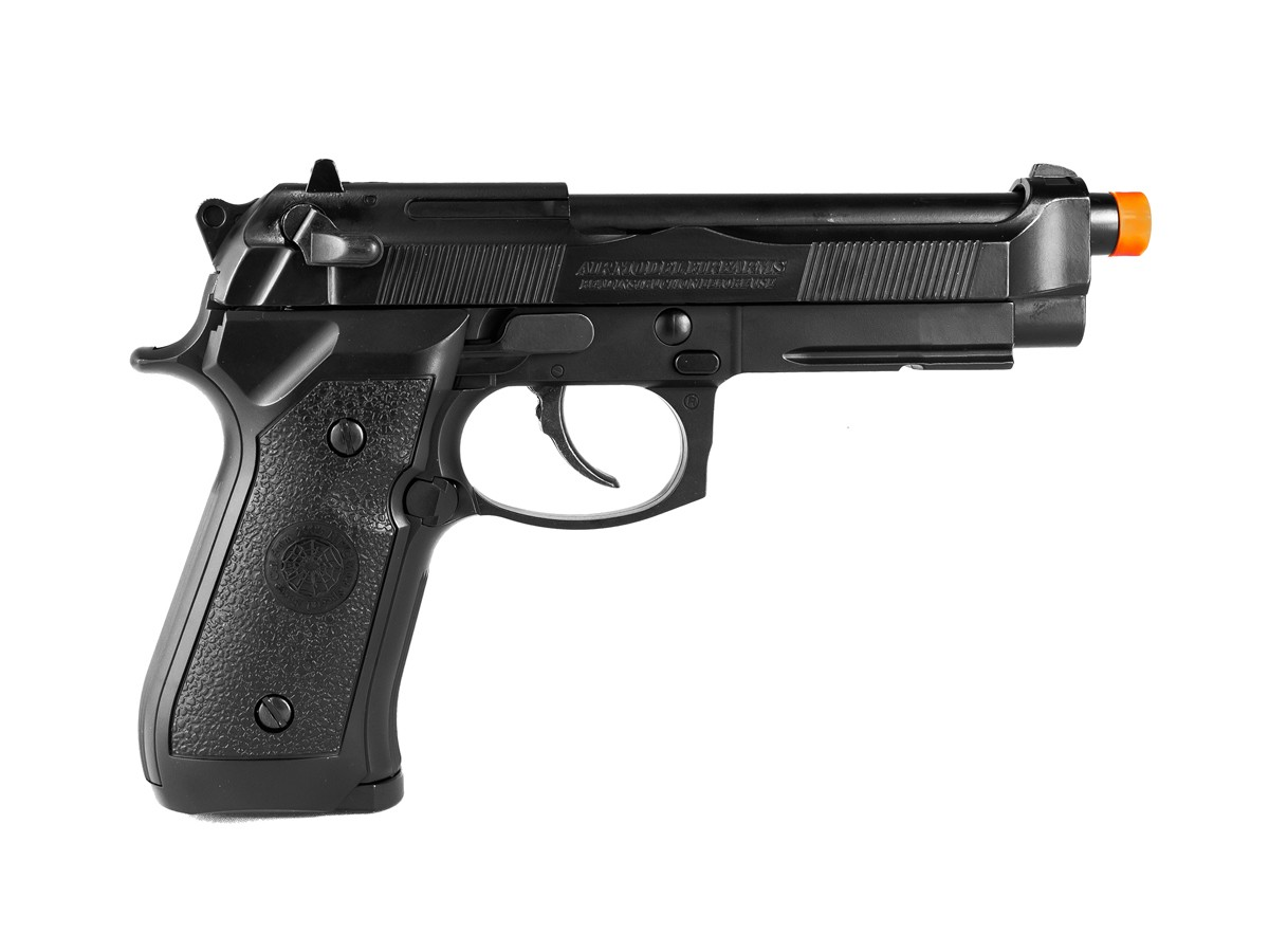 Pistola De Airsoft HFC PT92 GBB Blowback 6mm + 2000 Bbs