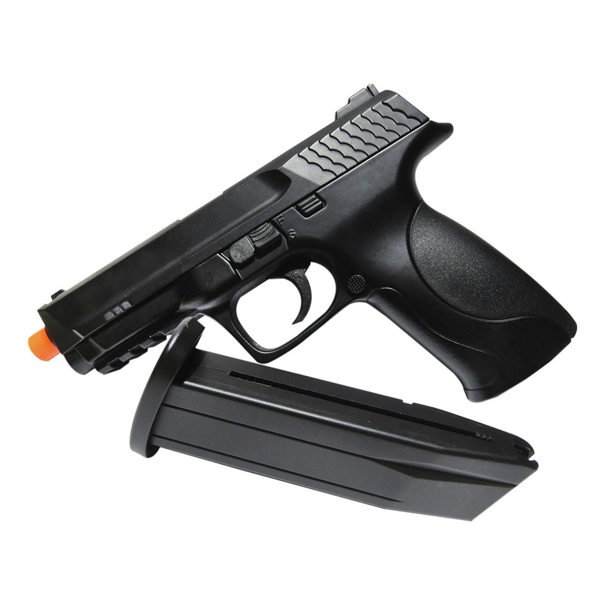 Pistola De Airsoft M&P .40 Spring Double Eagle M293A 6mm