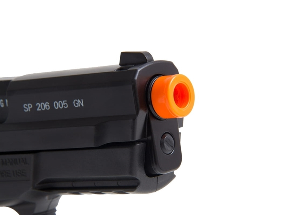 Pistola De Airsoft Sig Sauer Sp2022 Cybergun Spring 6mm K17