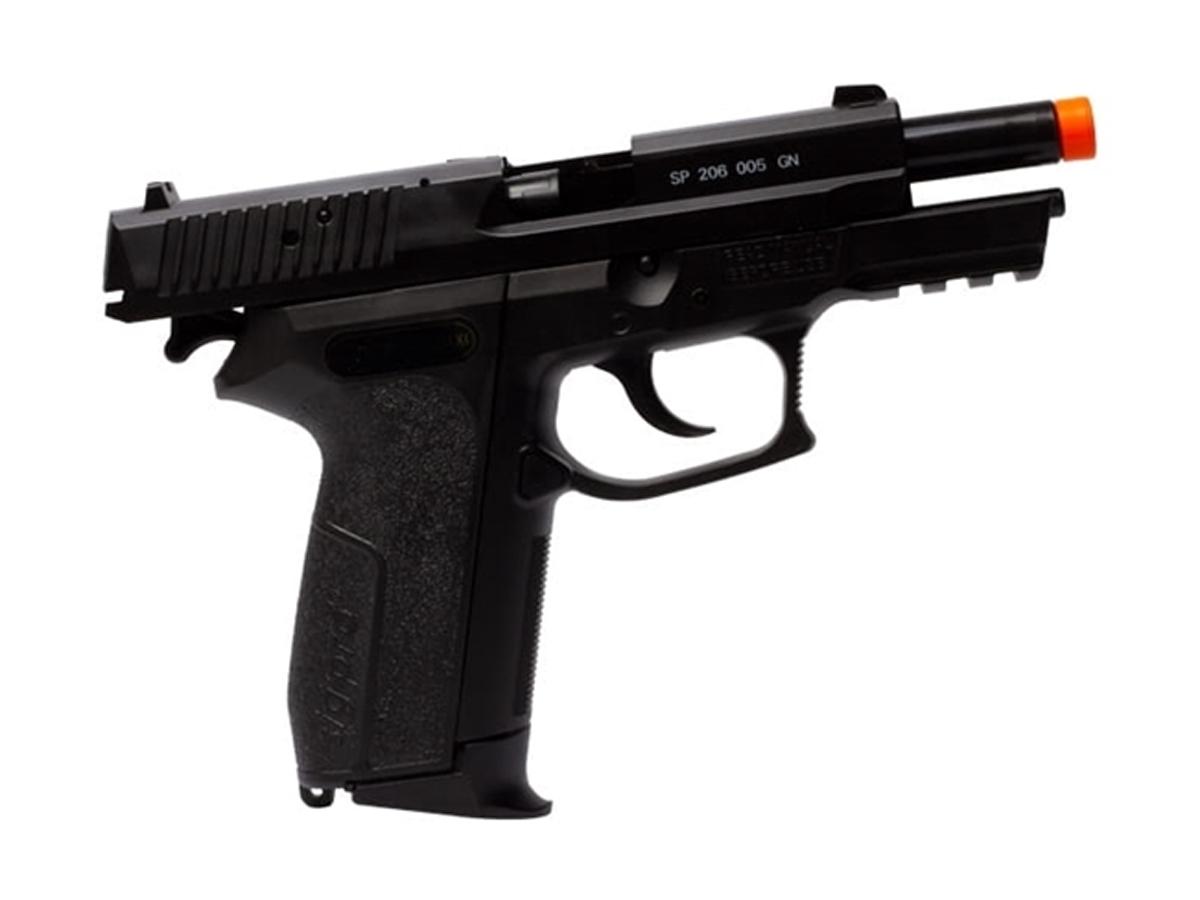 Pistola De Airsoft Sig Sauer Sp2022 Cybergun Spring 6mm K4