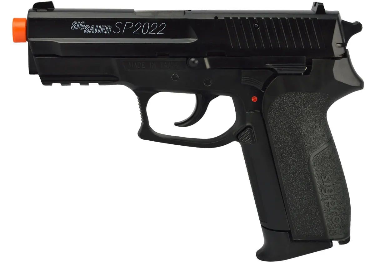 Pistola De Airsoft Sig Sauer SP2022 Spring Cybergun 6mm
