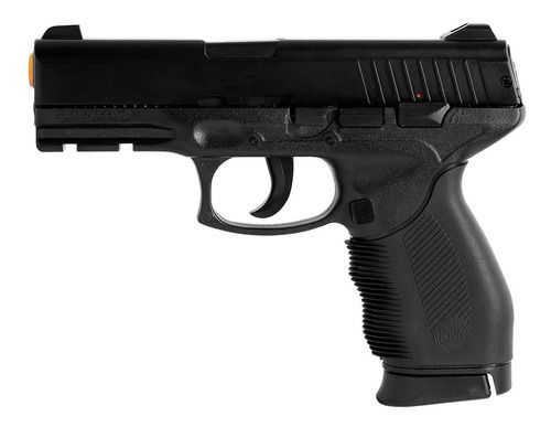 Pistola De Pressão Airgun Pt 24/7 Co2 4,5mm Esferas Aço K2