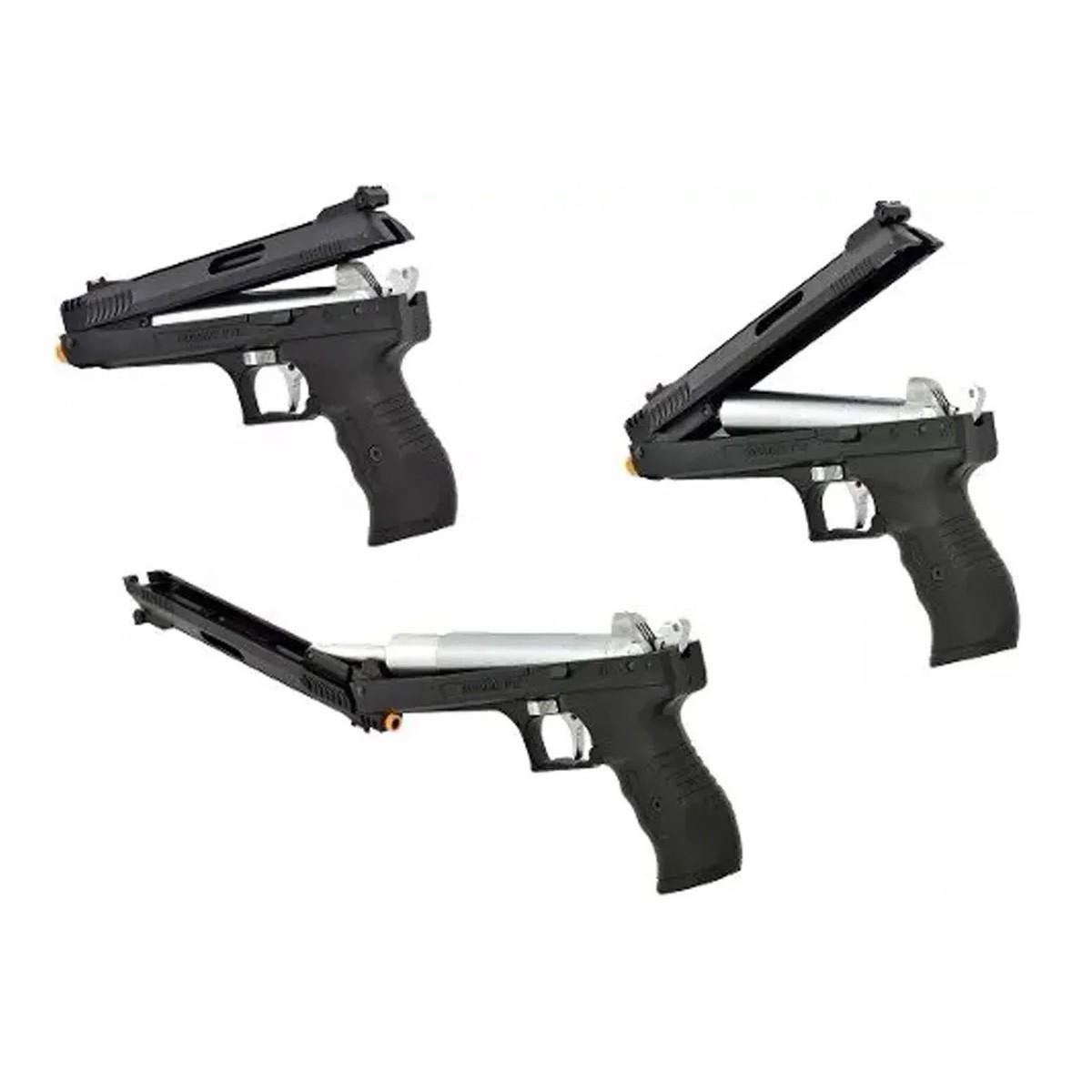 Pistola de Pressão Chumbinho Beeman 2004 Airgun 4.5mm