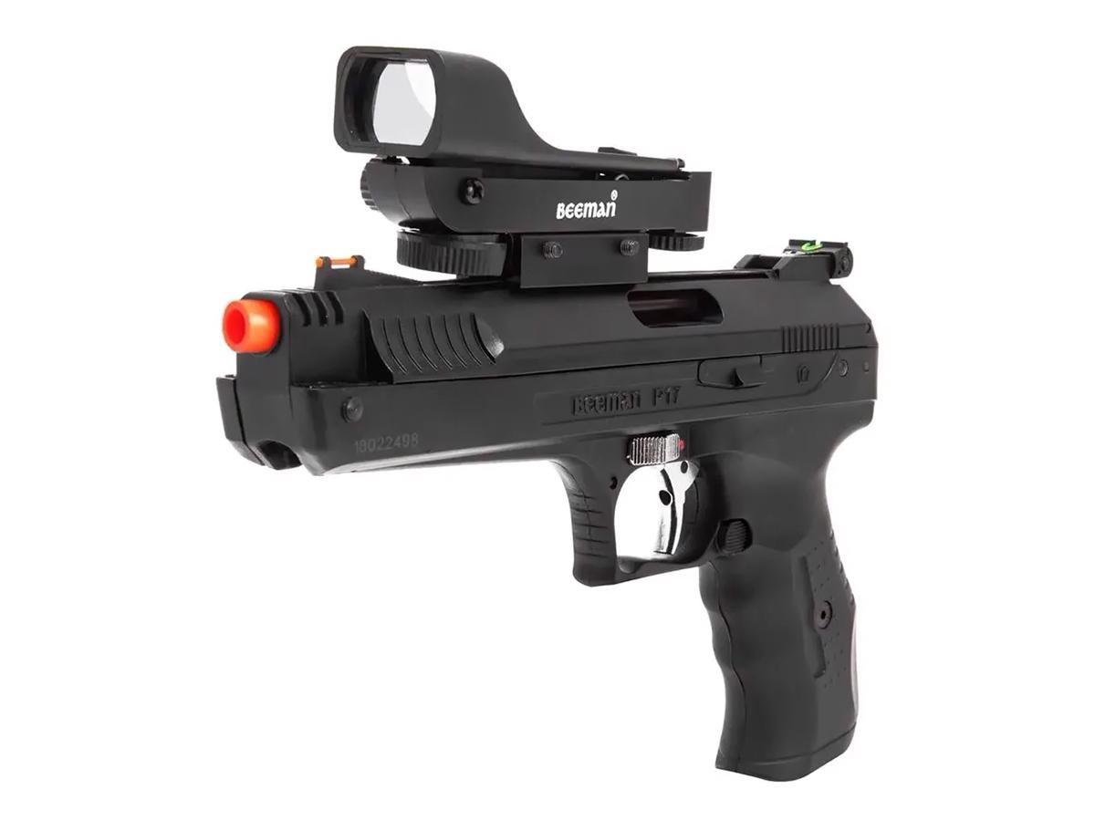 Pistola De Pressao Chumbinho Beeman 2006 4,5mm C/ Red Dot K1