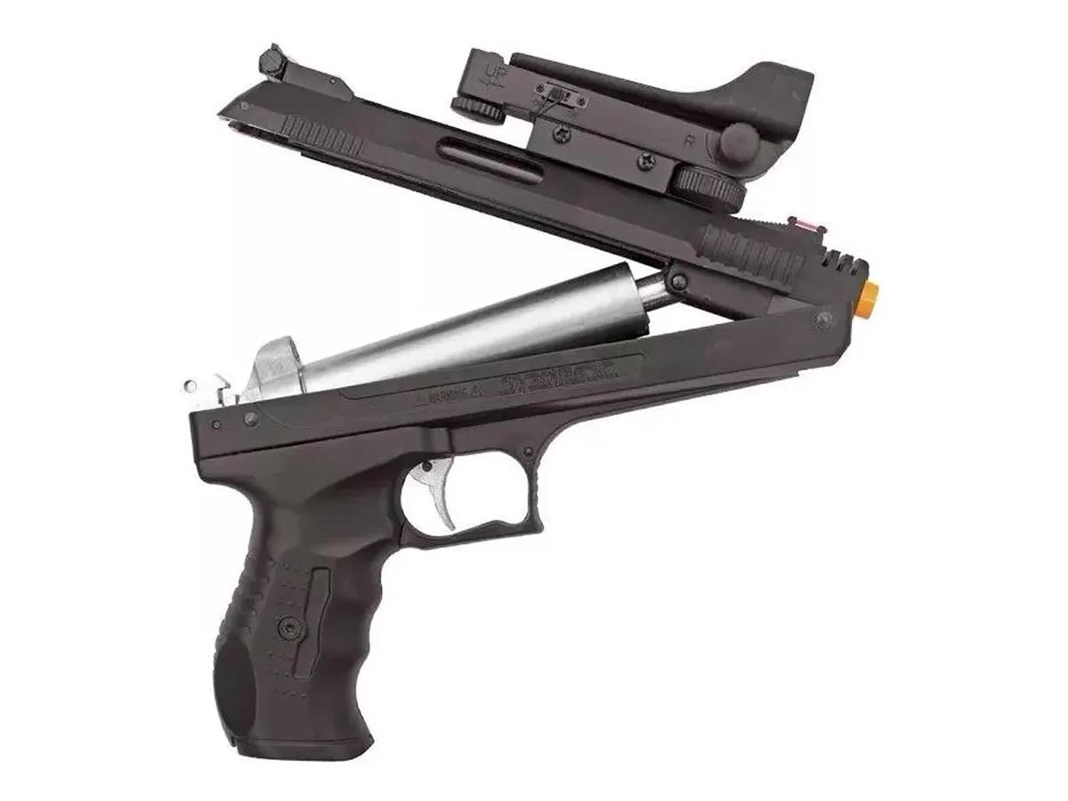 Pistola De Pressao Chumbinho Beeman 2006 4,5mm C/ Red Dot K4