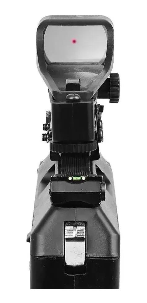 Pistola De Pressão Chumbinho Beeman 2006 5,5mm K3 C/ Red Dot