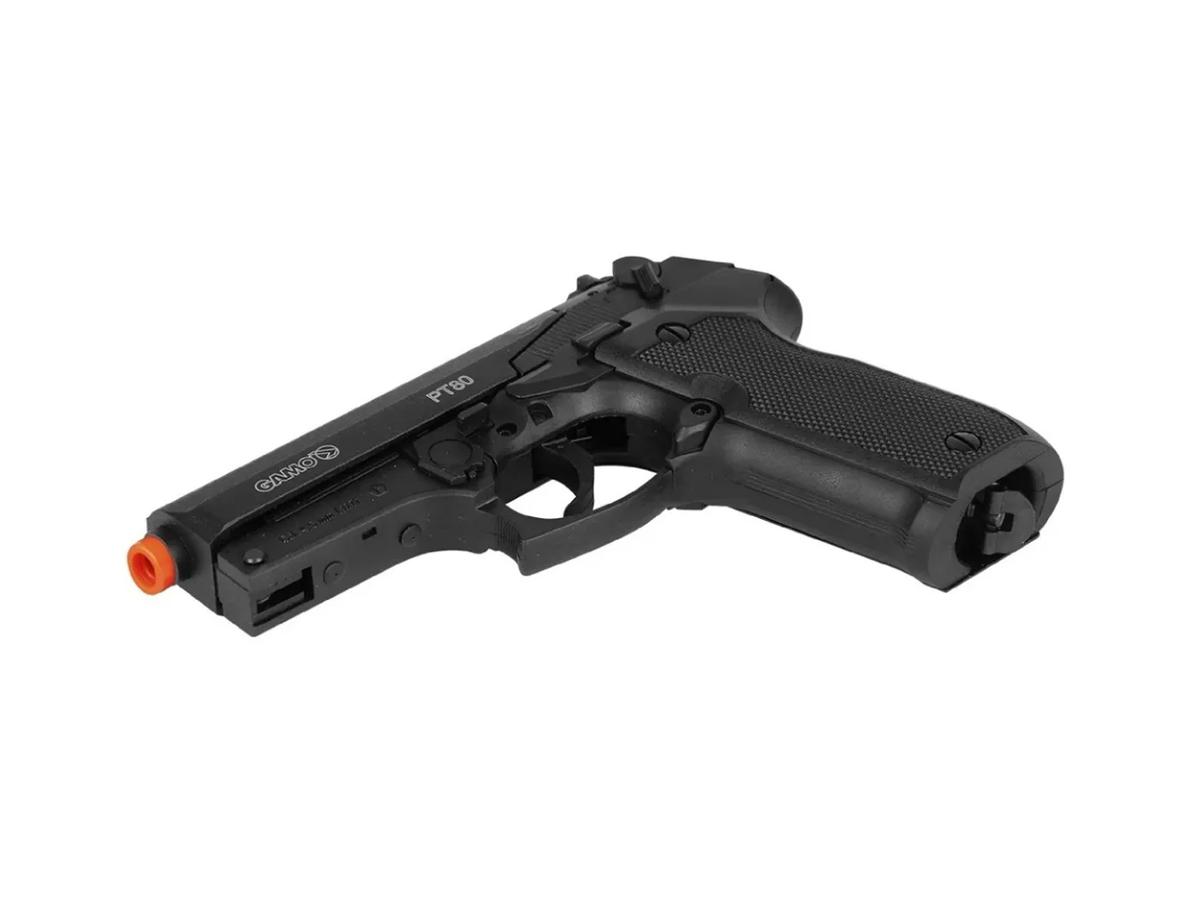 Pistola de Pressão Chumbinho Pt-80 Gamo Limitada Co2 4.5mm 6