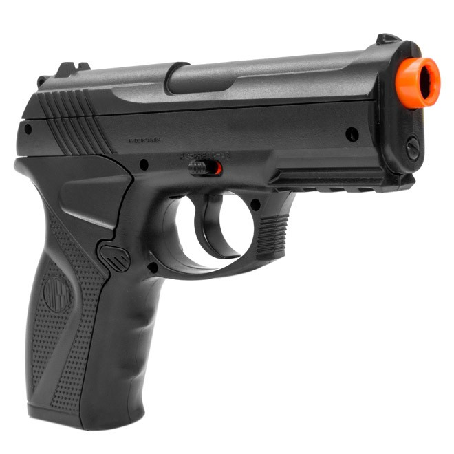 Pistola de Pressão Rossi C11 CO2 4.5mm Airgun K2 + Maleta Blowback