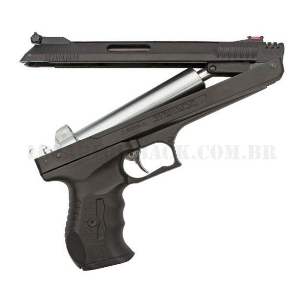 Pistola Airgun Beeman 5,5mm
